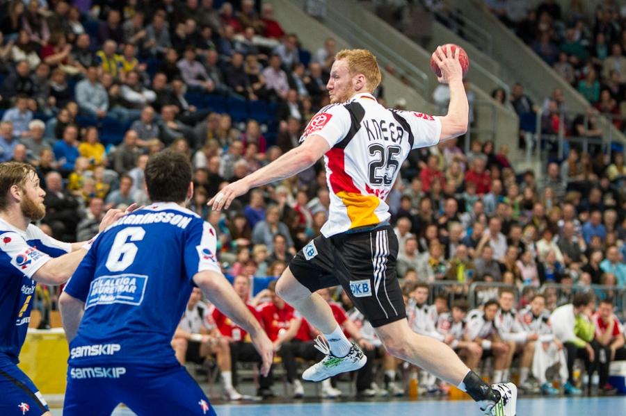 Handball Länderspiel Deutschland