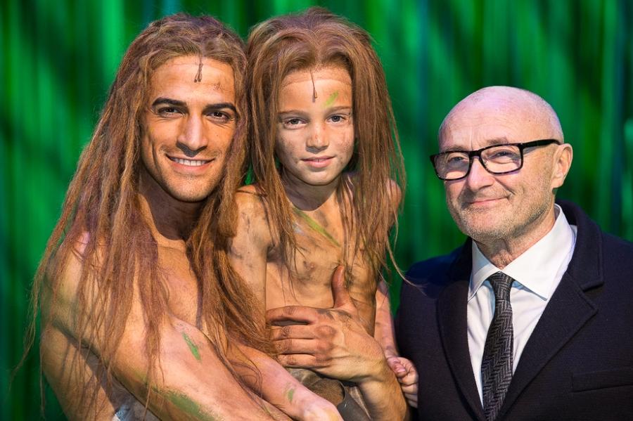 Tarzan Songs Phil Collins Tarzan Mit Phil Collins